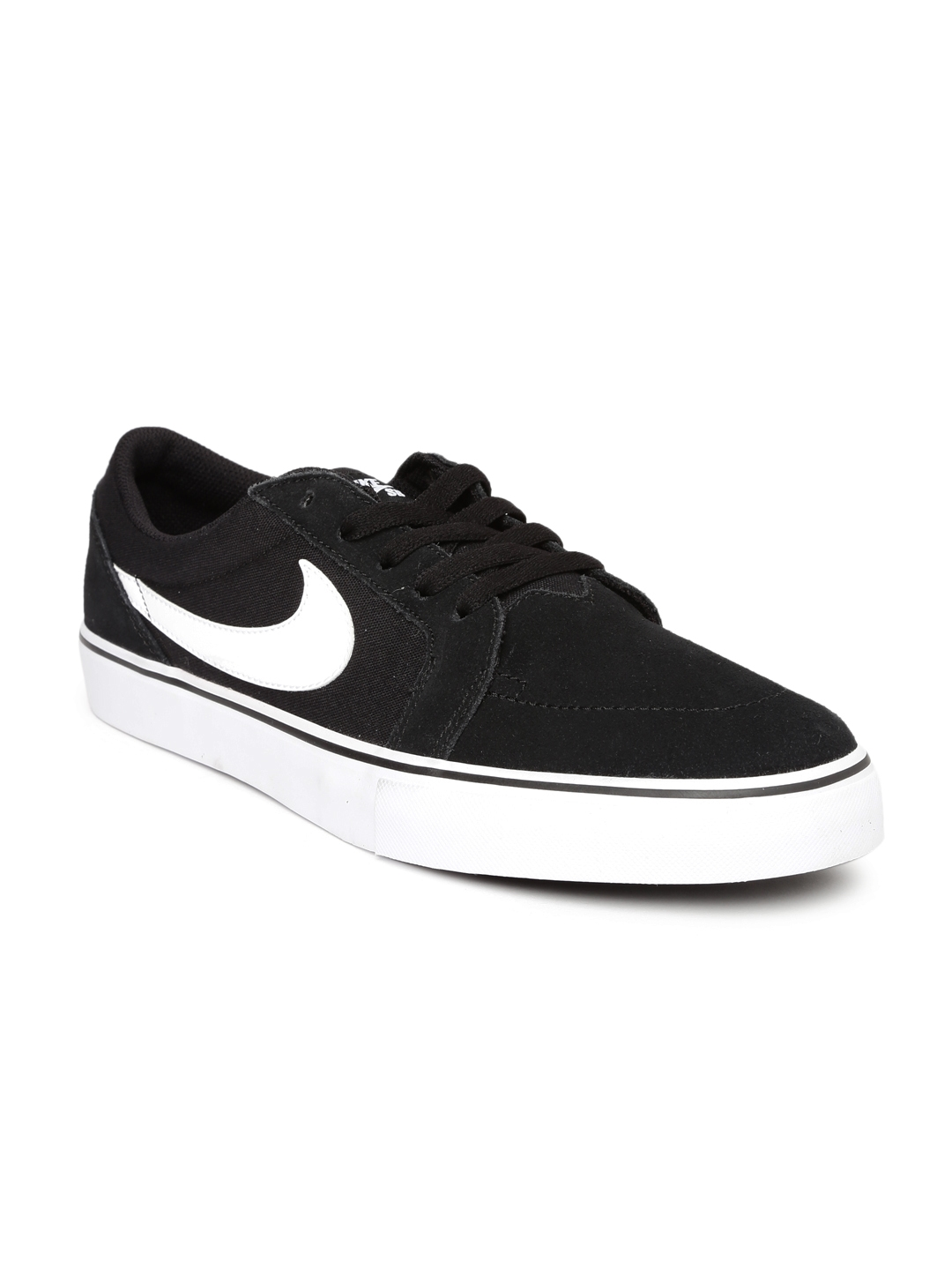 c27cd2613b0d Buy Nike Men Black SB Satire II Skate Shoes - Casual Shoes for Men ...