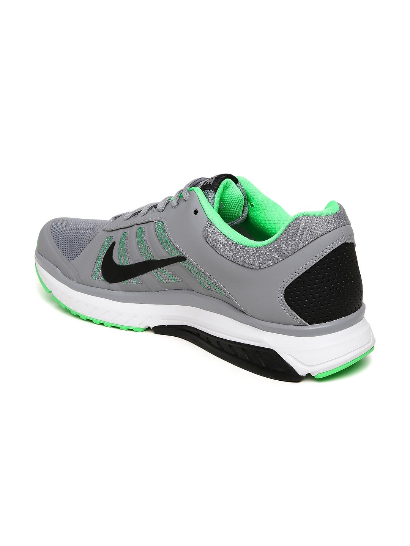 reputable site 1869e 0af0f Nike Men Grey Dart 12 Running Shoes