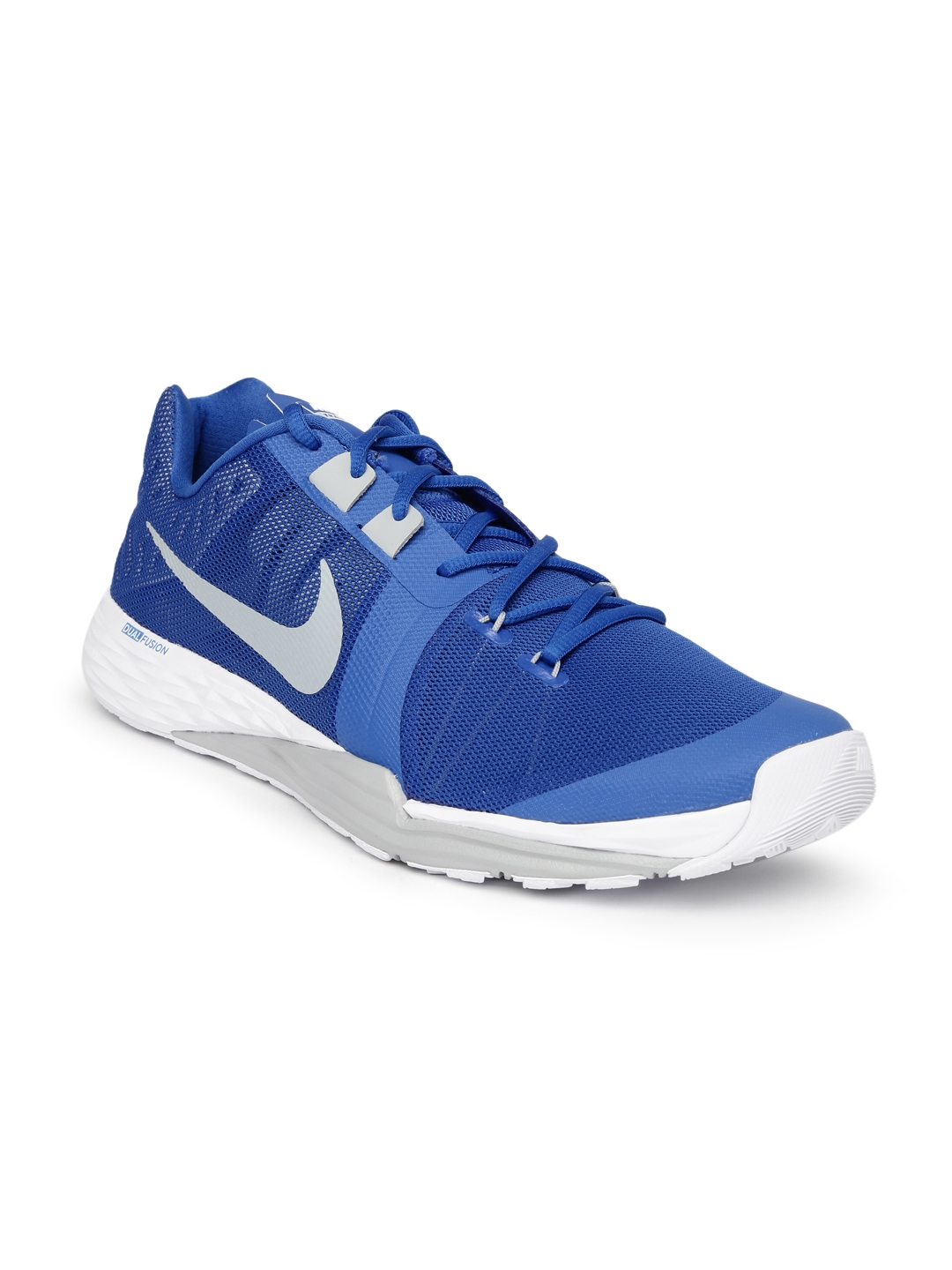Buy Nike Men Blue Prime Iron DF Training Shoes - Sports Shoes for ... 9f8945e9bd