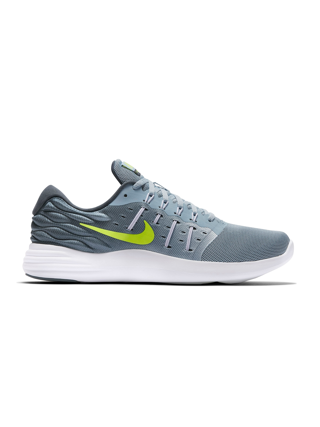 the latest fae17 95dbf Buy Nike Men Grey Lunarstelos Running Shoes - Sports Shoes for Men ...