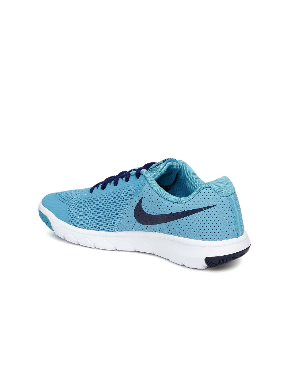 save off f6b12 7b199 Nike Boys Blue Nike Flex Experience 5 GS Running Shoes