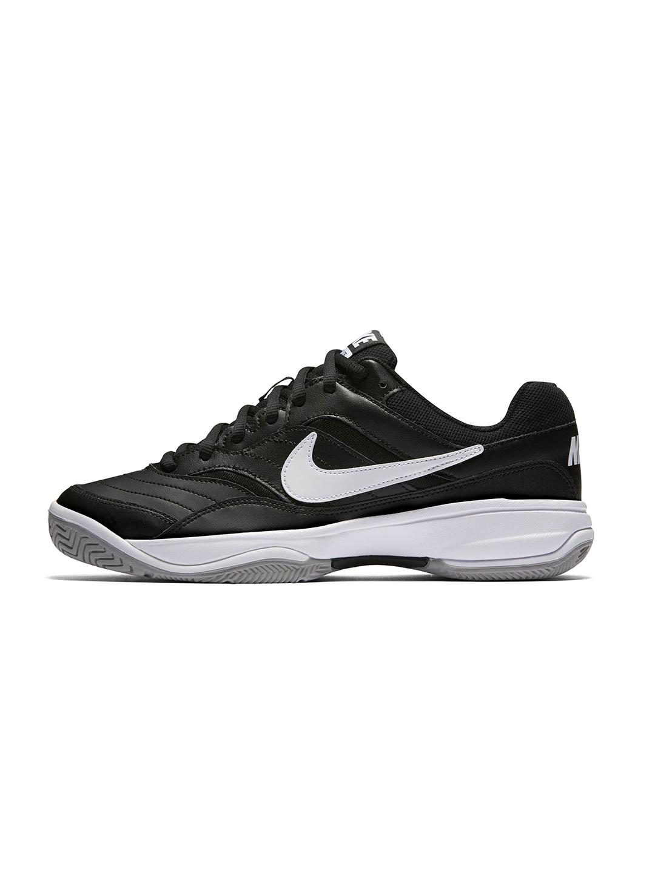 Buy nike men black court lite tennis shoes sports shoes for men jpg  1080x1440 Black tennis 2c230ee86