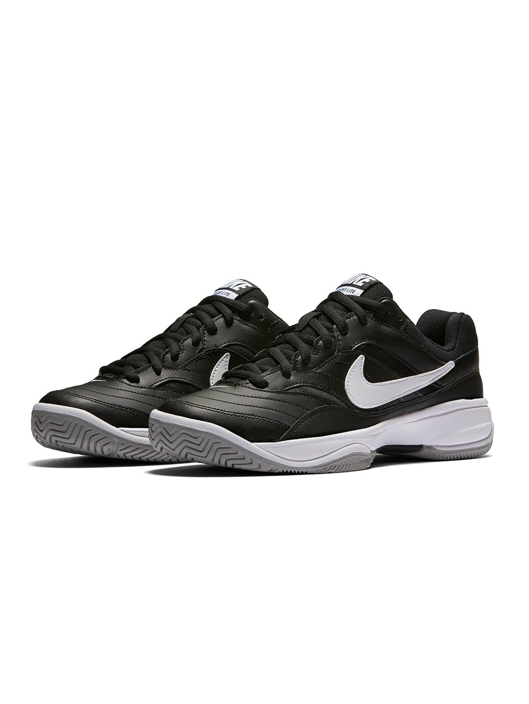 1aaf644743b2d Buy Nike Men Black Court Lite Tennis Shoes - Sports Shoes for Men ...
