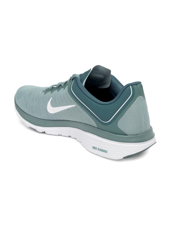 cheaper a6ce3 6a538 Buy Nike Men Teal Blue FS Lite Run 4 Running Shoes - Sports ...