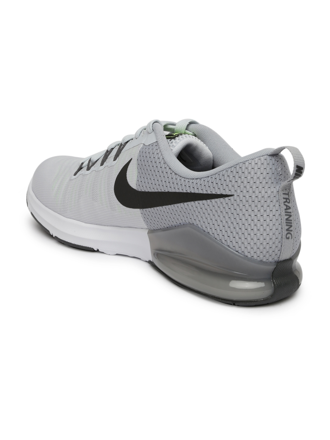 a87f6ccc4ccf Buy Nike Men White   Grey Zoom Train Action Training Shoes - Sports ...