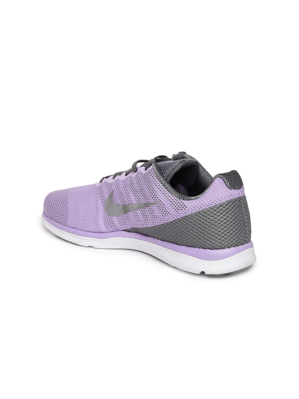 ... nike women lavender grey in season tr 6 training shoes · lavender nike  air ... c0e7ac006