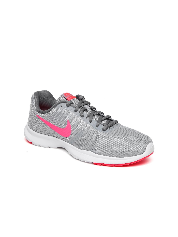 349561799e09 Buy Nike Women Grey FLEX BIJOUX Training Shoes - Sports Shoes for ...