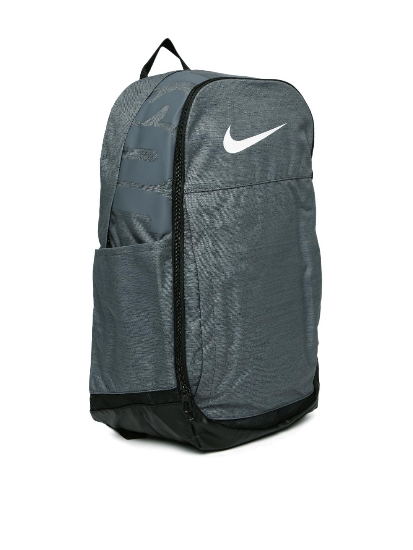 Buy Nike Unisex Grey Brasilia Extra Large Training Backpack ... bf58585b2e47a