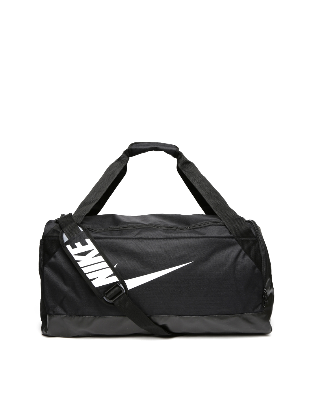 977b9f920d0 Buy Nike Unisex Black BRSLA M Training Duffel Bag - Duffel Bag for ...