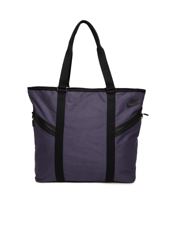 437275038d85 Buy Nike Teal Purple Azeda Premium Tote Bag - Handbags for Women ...