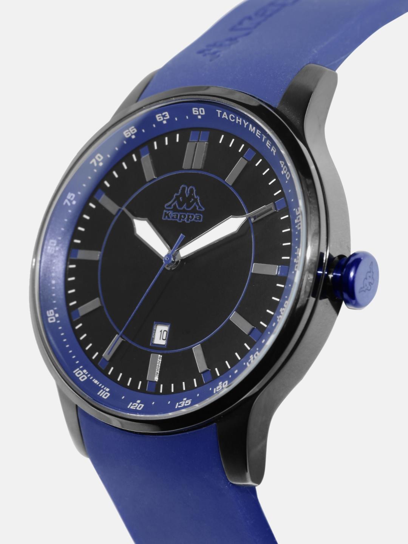 cec454a19a Buy Kappa Men Black Dial Watch KP 1419M D - Watches for Men | Myntra