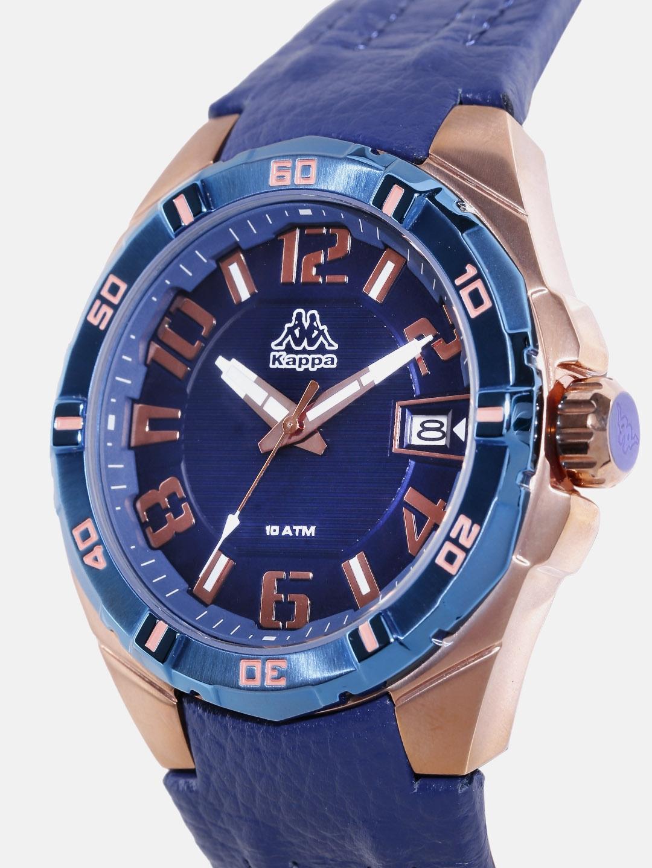 29b53f8f0b Buy Kappa Men Navy Dial Watch KP 1426M D - Watches for Men | Myntra
