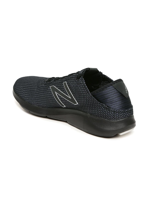 online retailer afffd 64702 New Balance Men Navy   Grey Coast Running Shoes