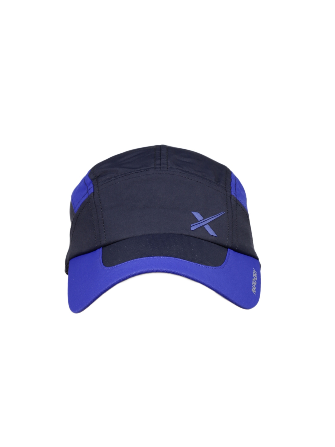 9ac6f03d6af Buy HRX By Hrithik Roshan Men Blue Cap - Caps for Men 1814861