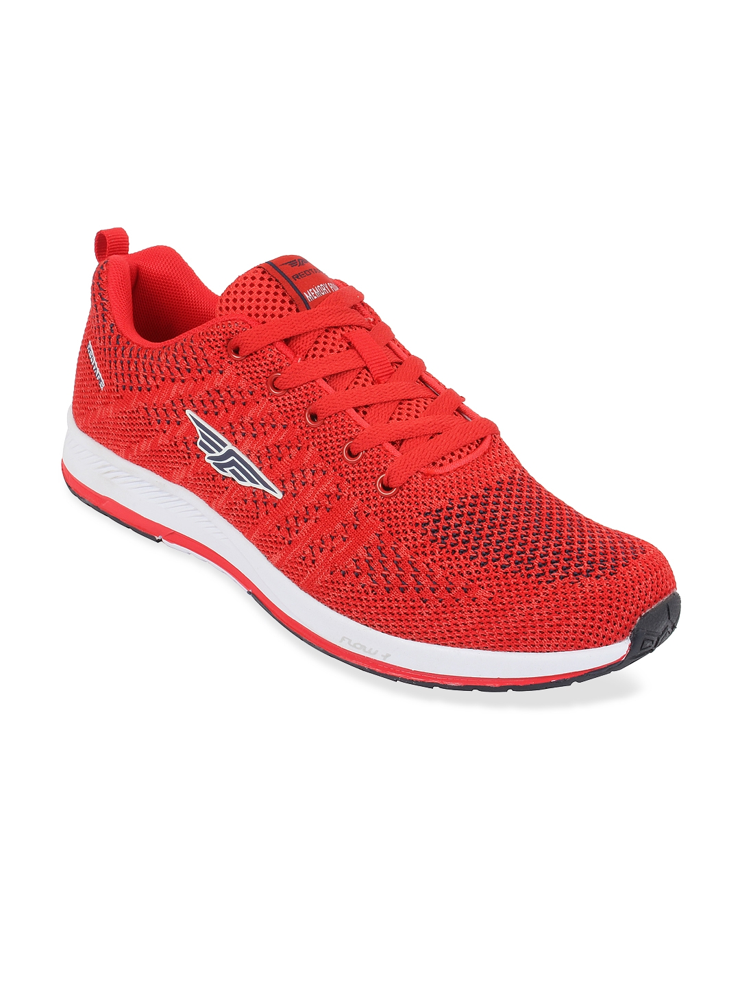 33c6c411769 Buy Red Tape Athleisure Sports Range Men Red Walking Shoes - Sports ...