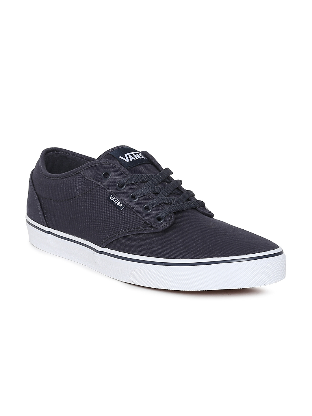 7123fa12230c3c Buy Vans Men Navy Blue Atwood Sneakers - Casual Shoes for Men ...