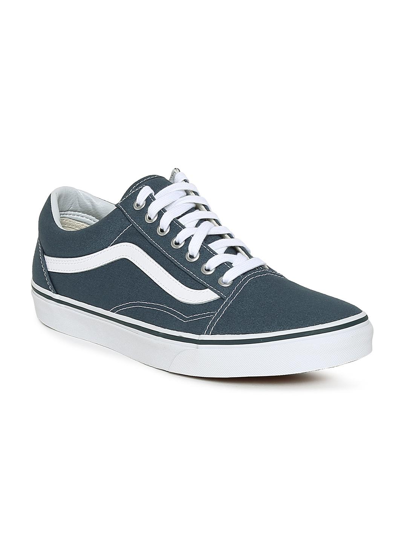 Buy Vans Unisex Charcoal Grey OLD SKOOL