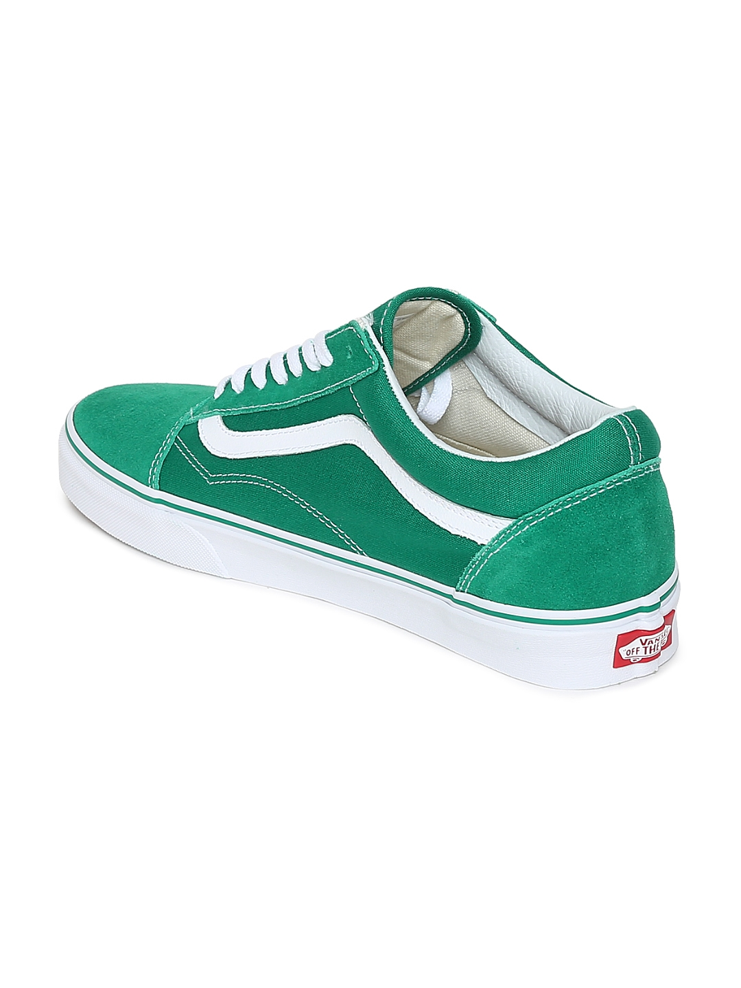 7237e79f99 Buy Vans Unisex Green OLD SKOOL Sneakers - Casual Shoes for Unisex ...