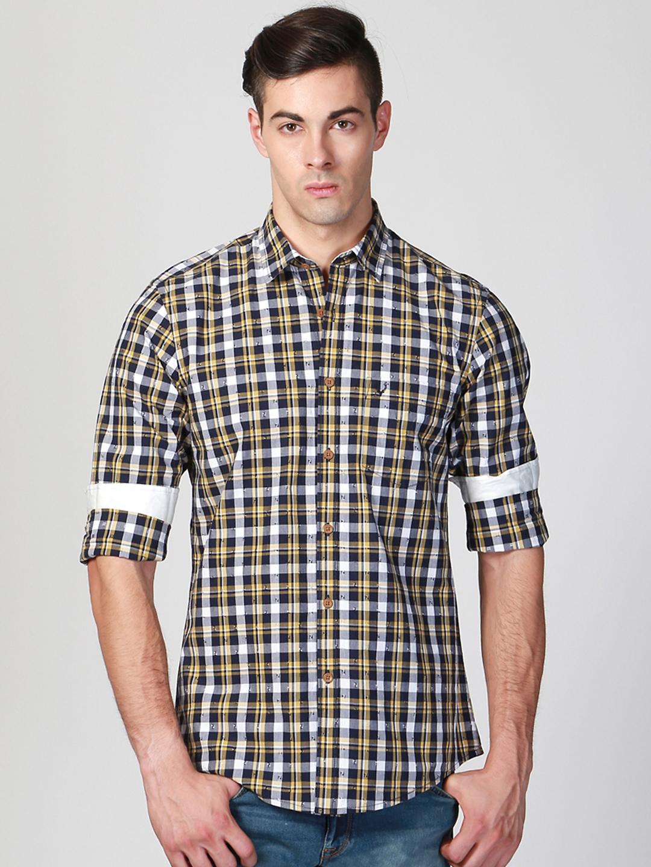 872233166 Allen Solly Jeans Shirts - raveitsafe