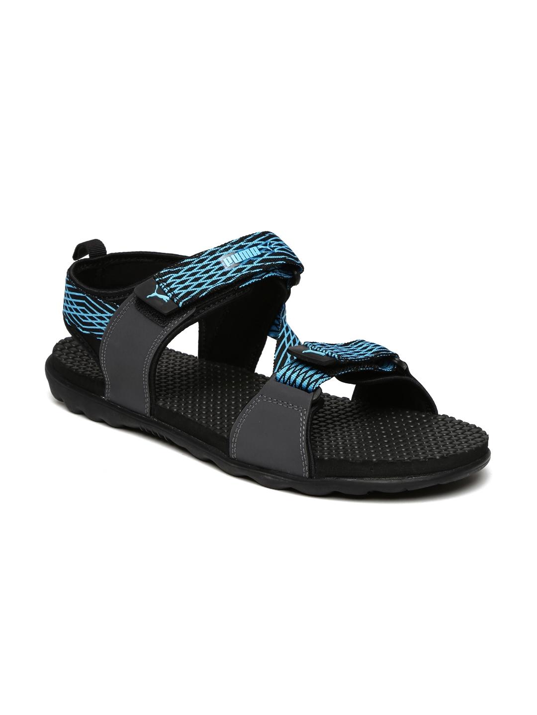 Buy Puma Men Blue   Black Spectra IPD Sports Sandals - Sports ... 2e486f4bb6