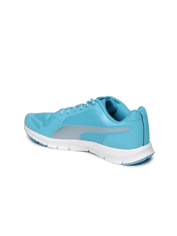 aa06e104 Buy Puma Women Purple Blur IDP Running Shoes - Sports Shoes ...