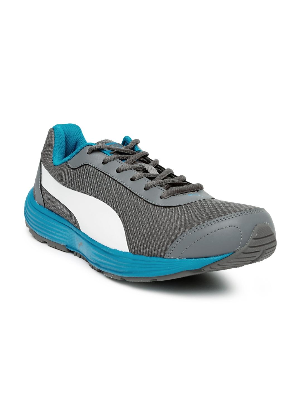 d31bde7a69a0cf Buy Puma Men Grey Reef Fashion DP Running Shoes - Sports Shoes for ...