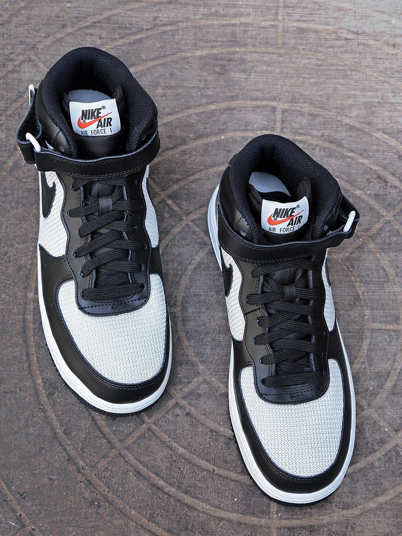 black nike high tops mens shoes