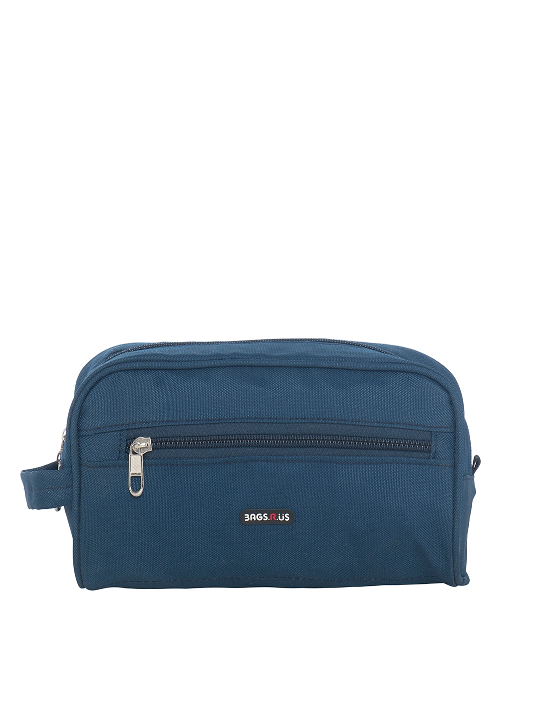 Bags.R.us Unisex Navy Travel Toiletry Kit