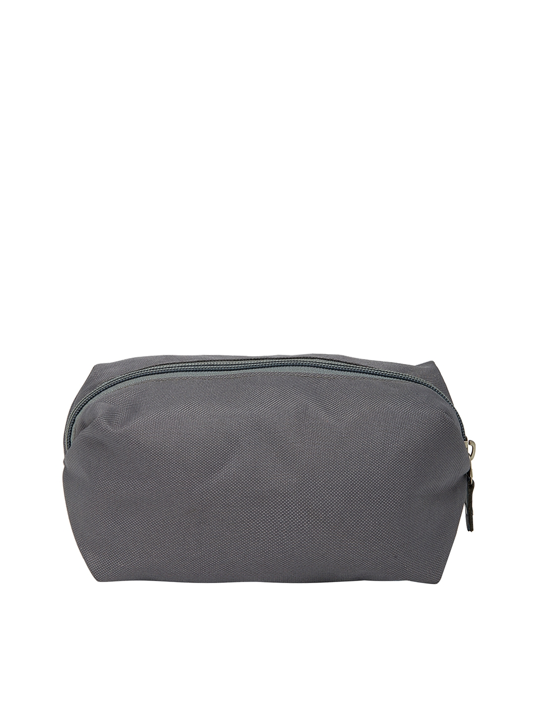 Bags.R.us Unisex Grey Travel Toiletry Kit