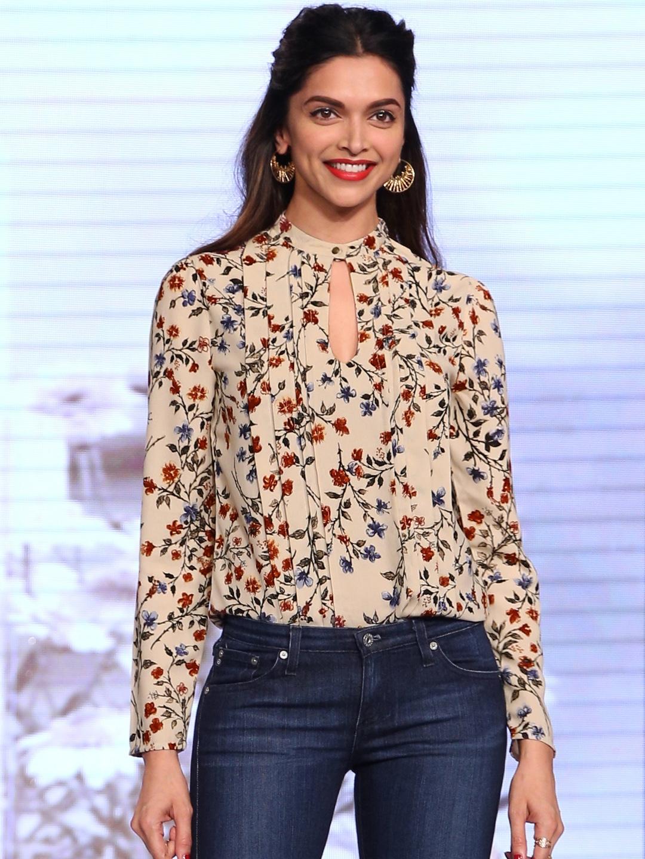 Buy All About You From Deepika Padukone Women Beige ...