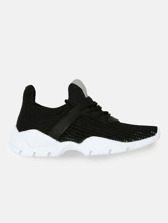 36888d71c75 Buy HRX By Hrithik Roshan Women Bridge Series Black Running Shoes ...