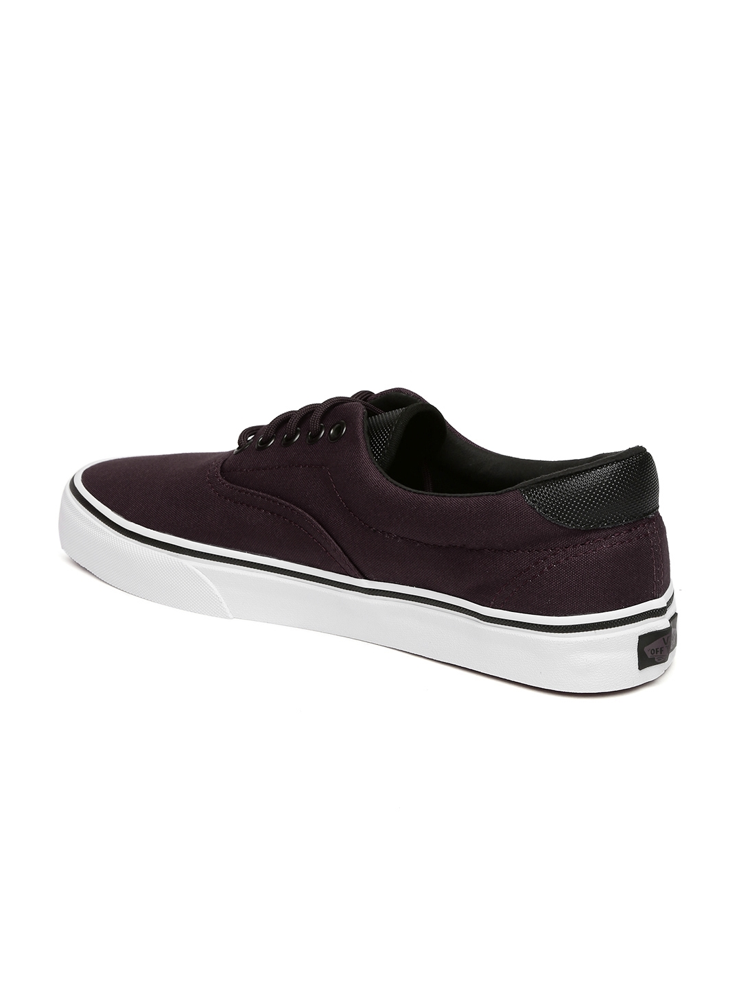 8046ab9e0a Buy Vans Unisex Burgundy Era 59 Sneakers - Casual Shoes for Unisex ...