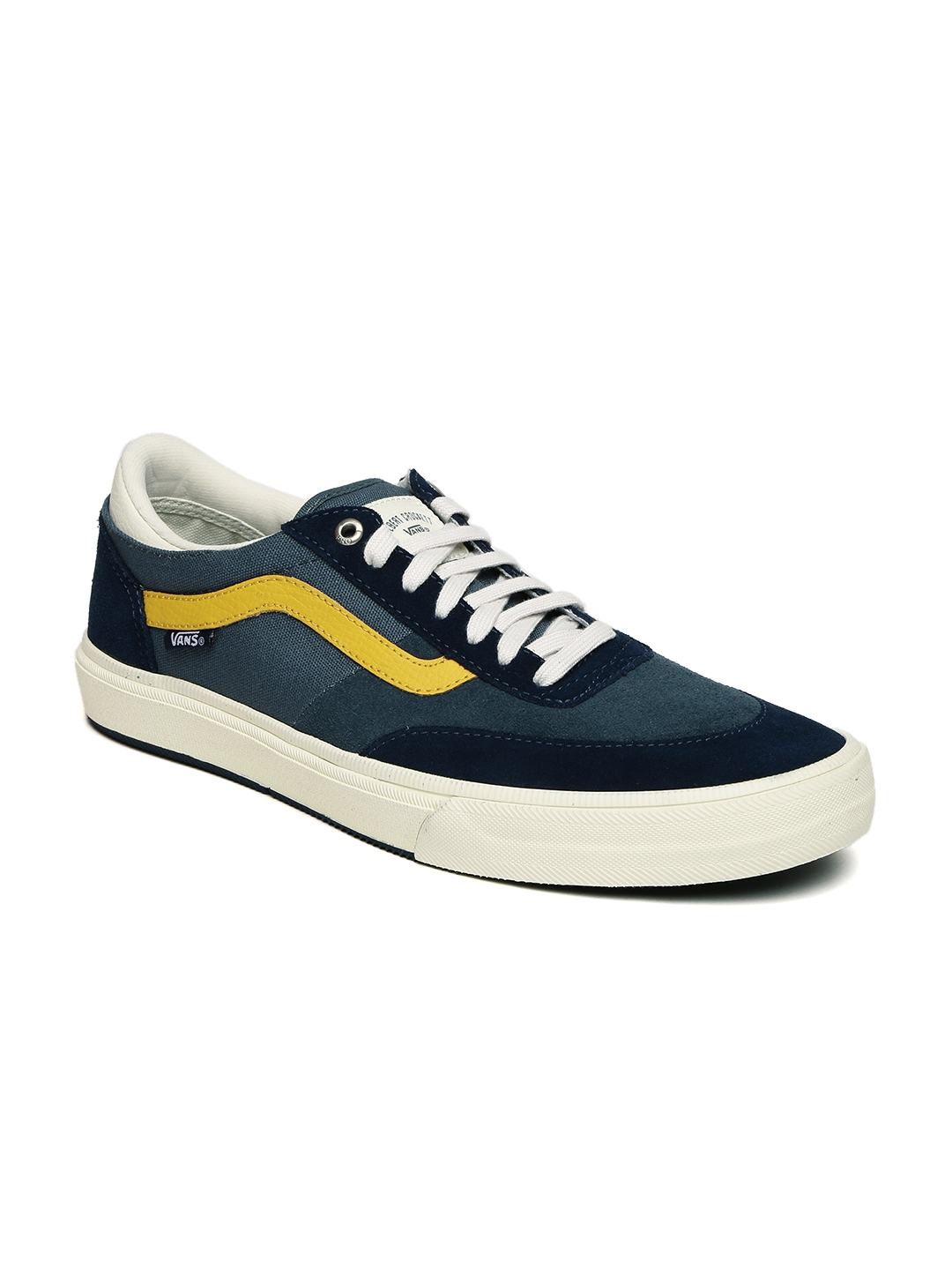 6fb9de3fca Buy Vans Men Navy Blue Gilbert Crockett 2 Pro Skate Shoes - Casual Shoes  for Men 1869931