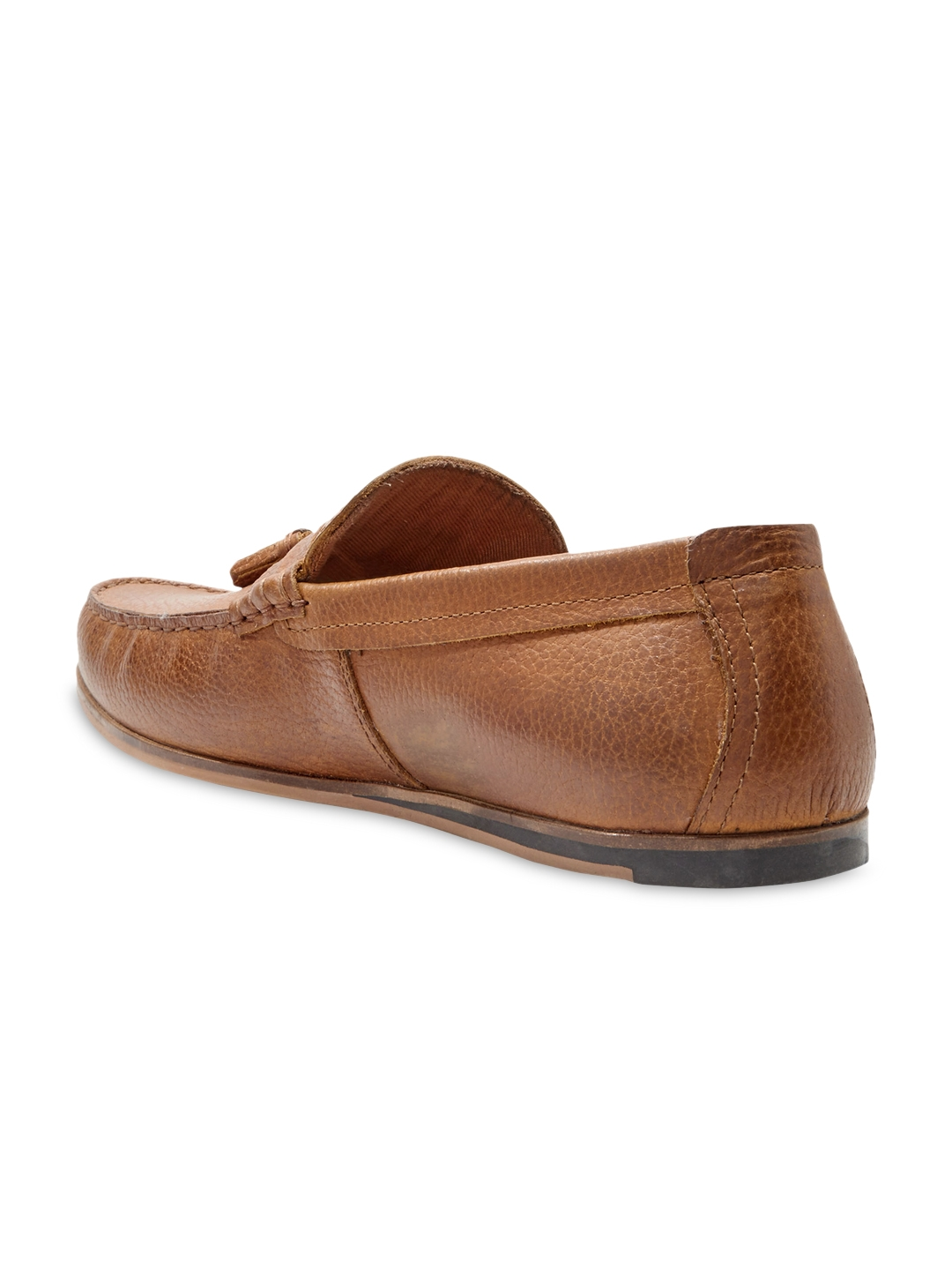 a769894ddb Buy Next Men Tan Leather Tassel Loafers - Casual Shoes for Men ...