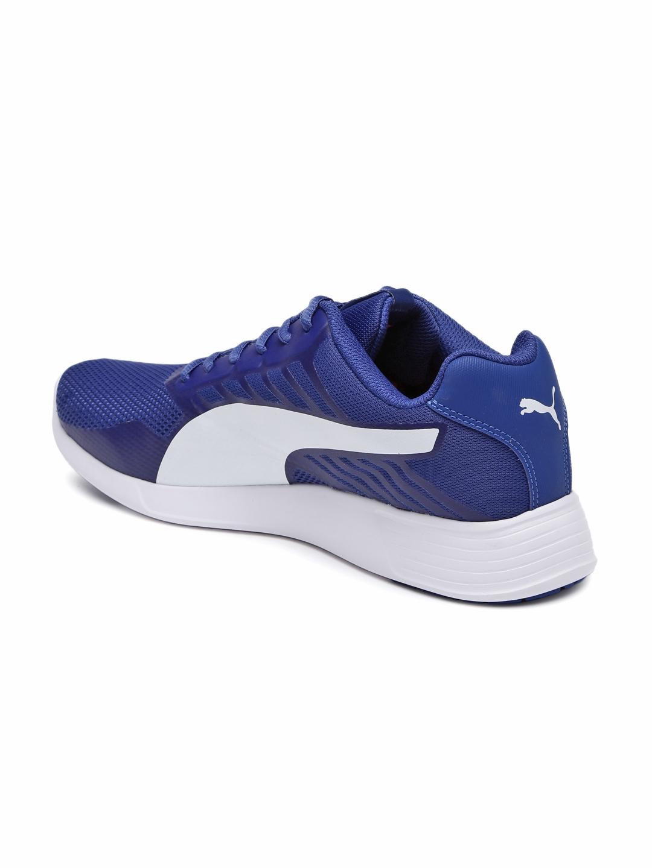 b7319c0ac383 Buy Puma Men Blue ST Trainer Pro Training Shoes - Sports Shoes for ...