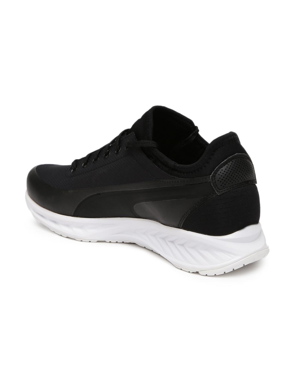 c0076df468c5 Buy Puma Men Black Ignite Sock Plus Mid Top Sneakers - Casual Shoes ...