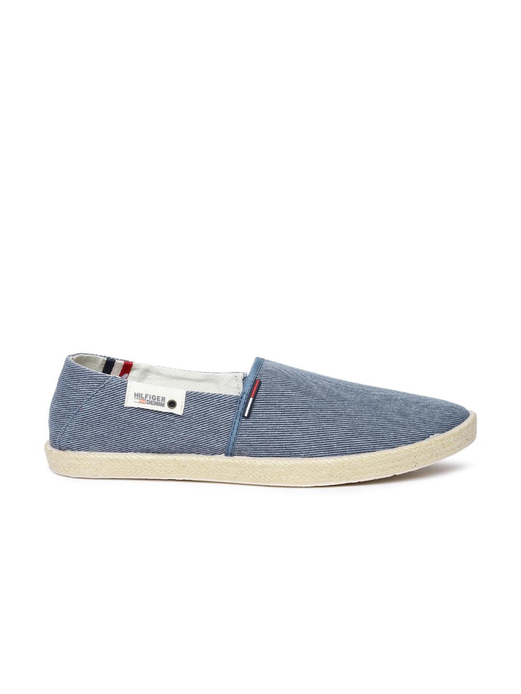 b5ae93eba71334 Buy Tommy Hilfiger Men Blue Espadrilles - Casual Shoes for Men ...