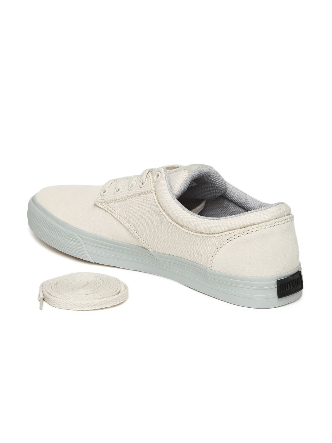 3ebd71a09e Buy Supra Men Off White CHINO Sneakers - Casual Shoes for Men ...