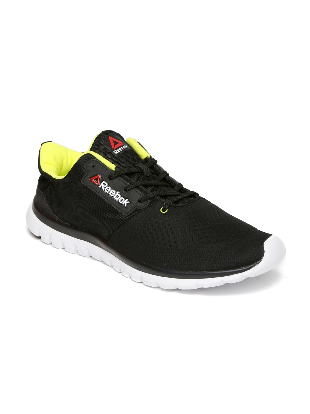 0ff569e939c Buy Reebok Men Black Sublite Aim 2.0 Running Shoes - Sports Shoes ...
