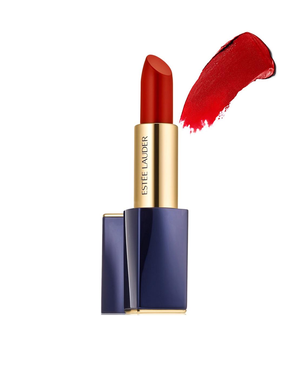 84070940ccbb3 Estee Lauder Decisive Poppy Pure Color Envy Matte Sculpting Lipstick