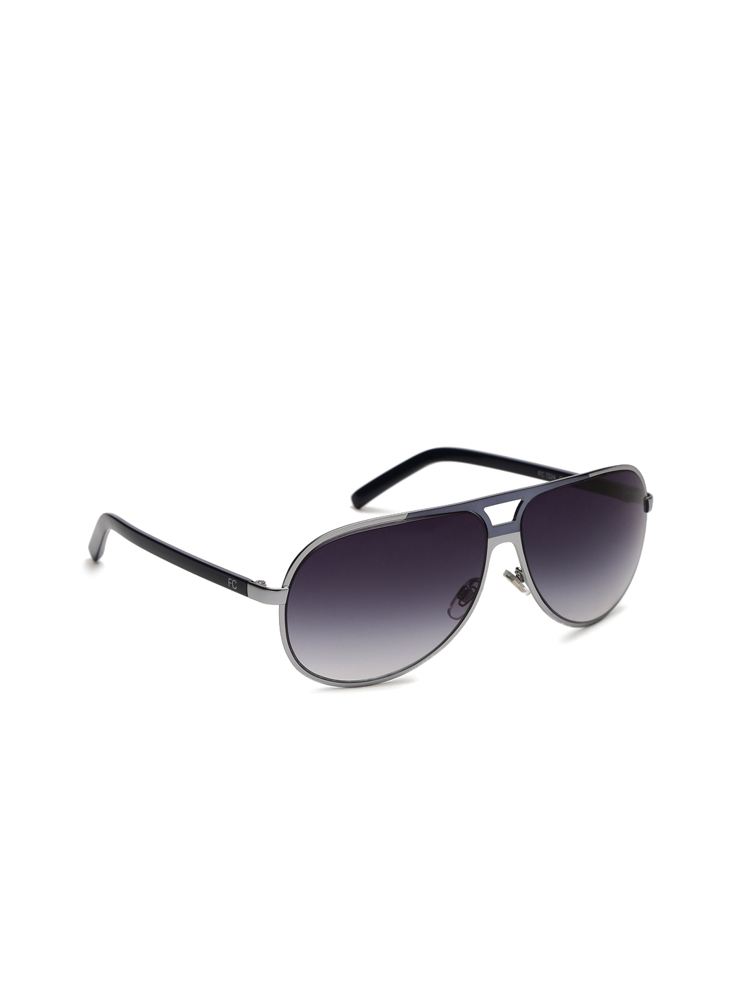 French Connection Men Aviator Sunglasses FC 7224 C1 S