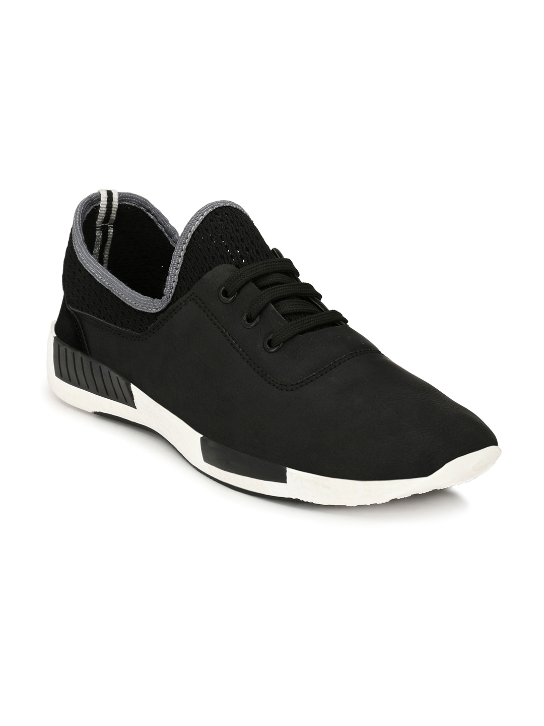 mens casual shoes black style guru fashion glitz