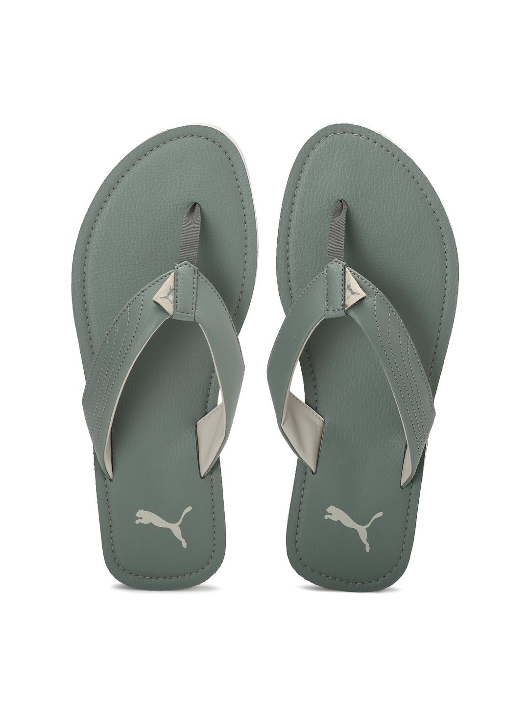 c8387187809196 Buy Puma Men Grey Ketava III DP Flip Flops - Flip Flops for Men ...