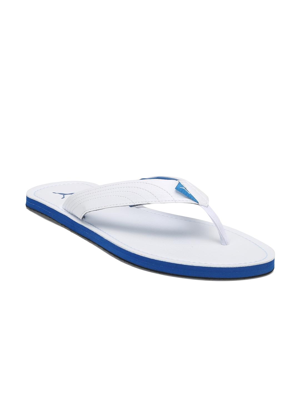 07e253c6afabc4 Buy Puma Men White Ketava III DP Flip Flops - Flip Flops for Men ...