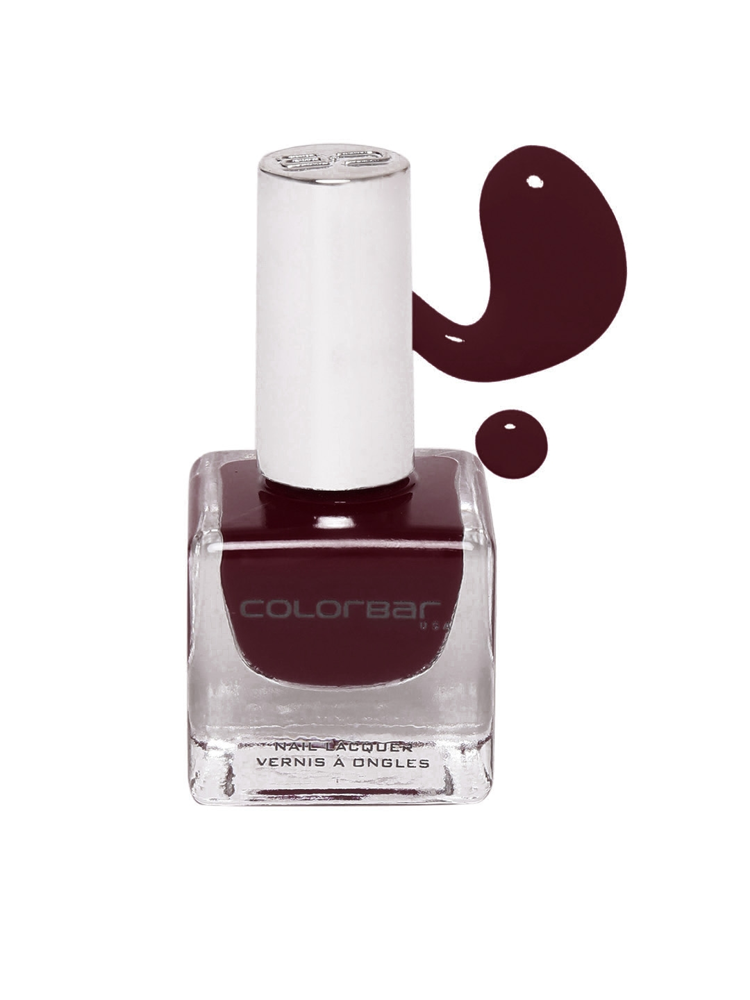 Buy Colorbar Vamp Luxe Nail Lacquer 31 Nail Polish For Women
