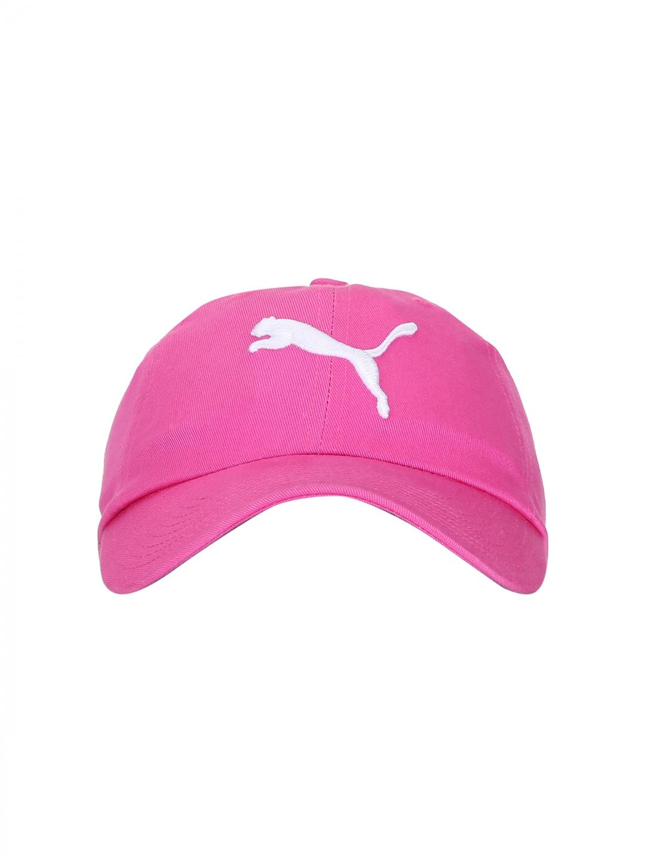 3081515a595 Buy Puma Women Pink Cap - Caps for Women 1919851