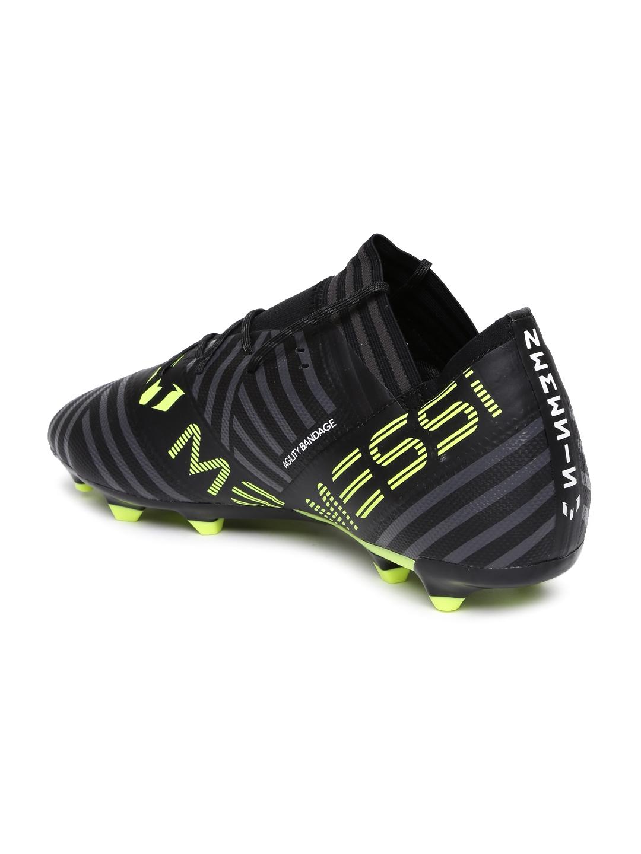 7ca89bdb21e Buy ADIDAS Men Black NEMEZIZ MESSI 17.2 FG Football Shoes - Sports ...