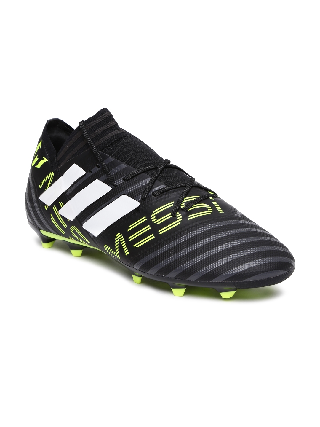 Buy ADIDAS Men Black NEMEZIZ MESSI 17.2 FG Football Shoes - Sports ... b2537bbca