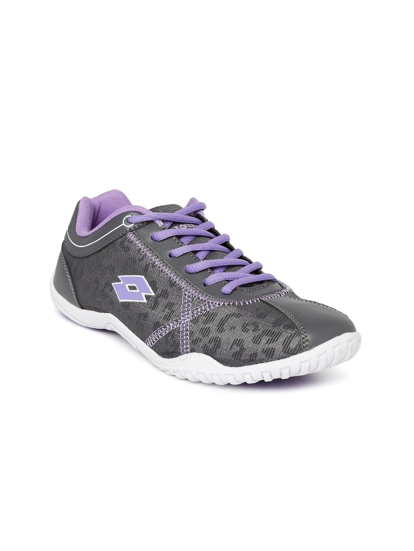 Lotto Women Grey FINLEY Running Shoes