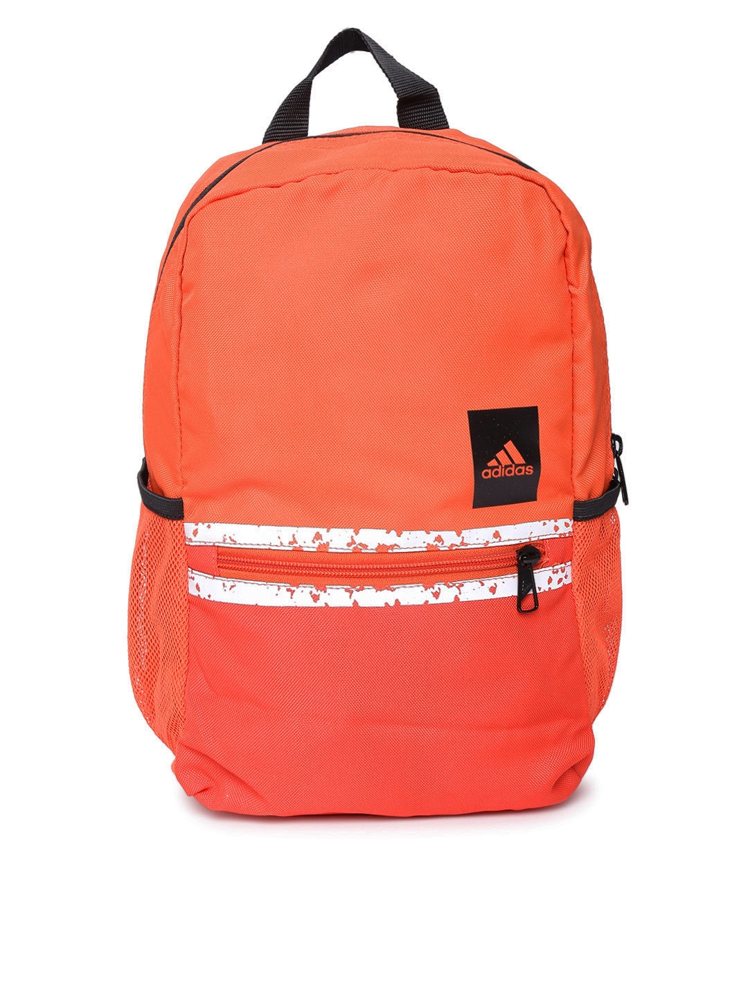 4d13ab99c13 Buy ADIDAS Unisex Orange Solid Classic Backpack - Backpacks for ...